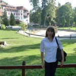 Constantina Katsari in Rumania